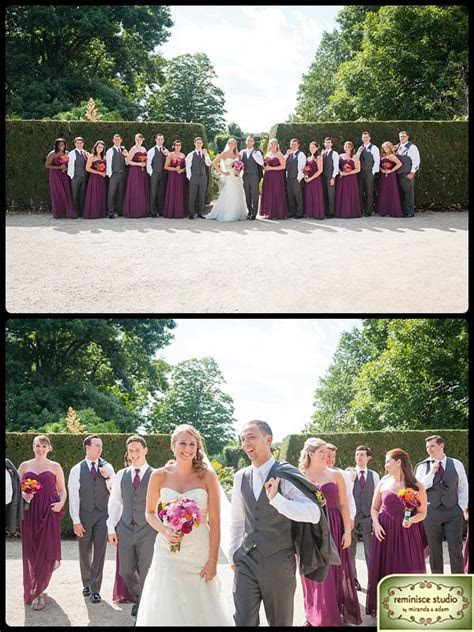 Jen & Dan's Wedding @ Boerner Botanical Gardens   Hales