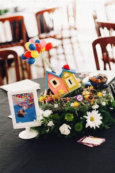 Best 25  Disney centerpieces ideas on Pinterest