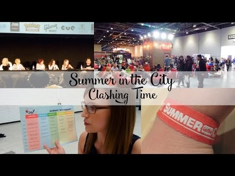 Clashing Time talks Summer in the City