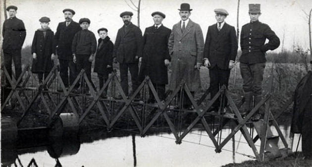 Stretch bridge invention