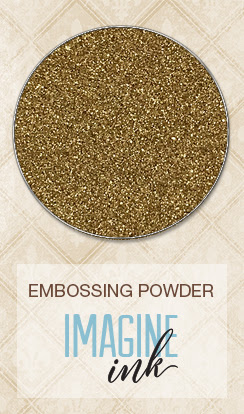 Embossing Powder - Ginger