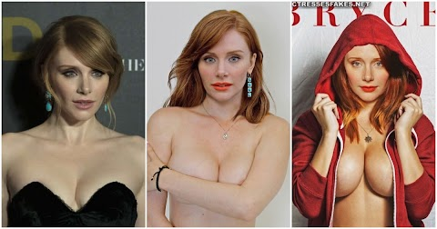 Bryce Dallas Howard Sexy Pics (@Tumblr) | Top 12 Hottest