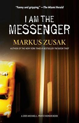 Resultado de imagem para I am the messenger book