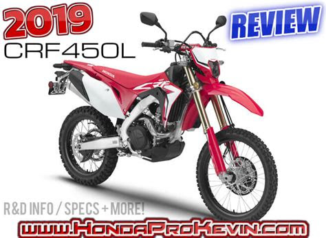honda crfl review  specs features  info