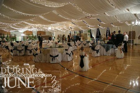 the magic of a wedding    Special Events   Gym wedding