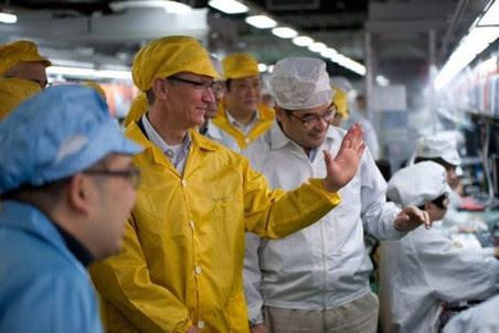 Apple признала нарушение условий труда на заводе в Китае, это может привести к подорожанию продукции
