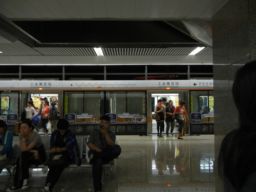 Shenyang Subway _ 9304