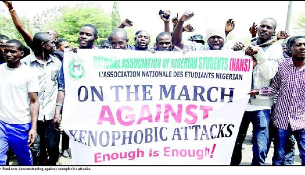 Xenophobia: Nigeria, South Africa set up early warning centre