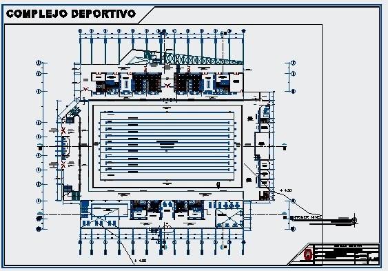 Descarga plano detalle de plantas de piscina ol mpica for Planos de piscinas temperadas