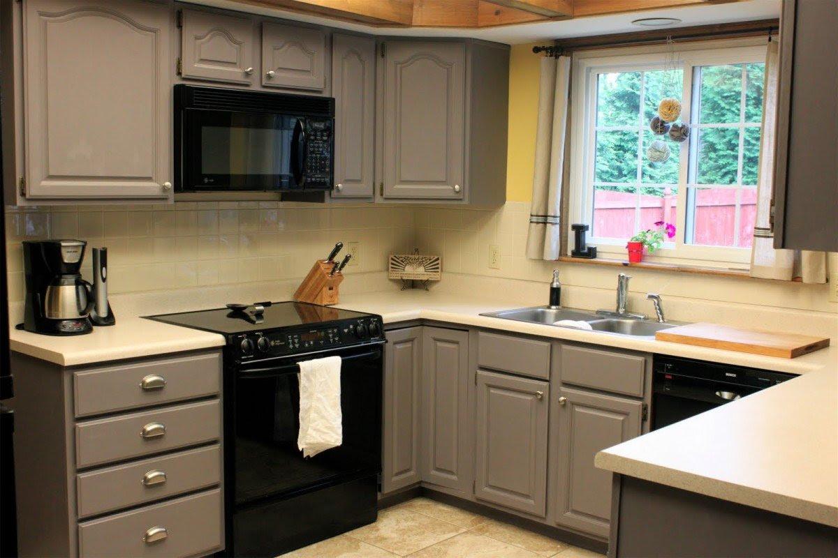 Kitchen Cabinet Colors Ideas - Home Furniture Design