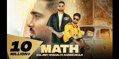 Math Lyrics - Karan Aujla, Daljeet Chahal