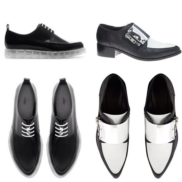 asos zara derby creepers malcolm shoes can't choose fashion blogger turn it inside out belgium shopping