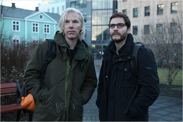 Le Cinquième pouvoir : Photo Benedict Cumberbatch, Daniel Brühl