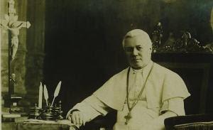 Cardinal Sarto Becomes Pope Pius X