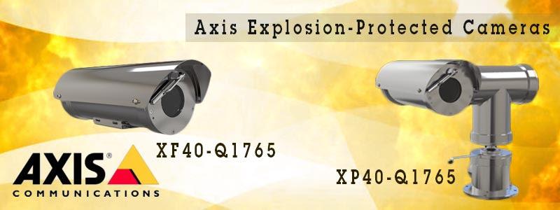 Axis Explosion-Protected cameras Dubai UAE