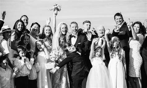 Ronan Keating and wife Storm celebrate wedding anniversary