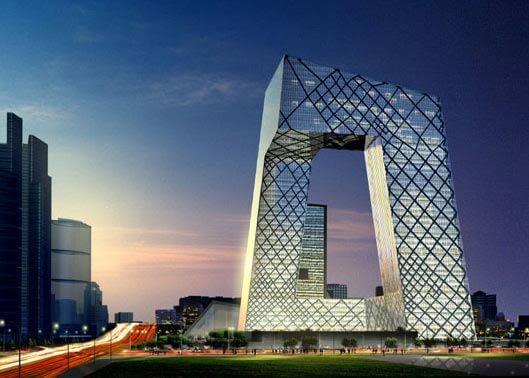 cctv 2 14 Futuristic Building Designs in China