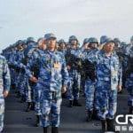 Tentera China Malaysia