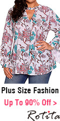 Plus Size Fashion Up To 90% Off