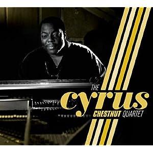 Cyrus Chestnut  - Cyrus Chestnut Quartet cover