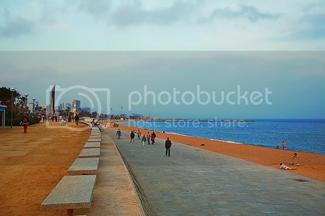 Barcelona Waterfront: Poblenou and Diagonal Mar