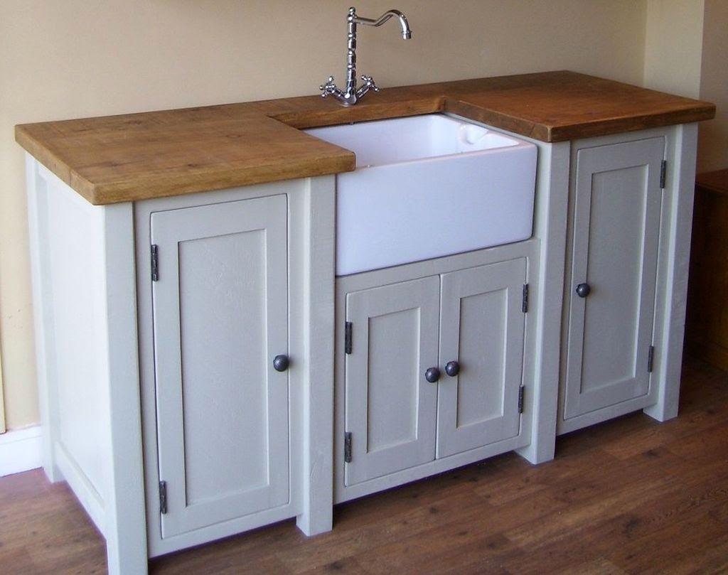 19 Minimalist Freestanding Kitchen Sink Designs