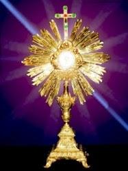 Hoje é feriado de Corpus Christi