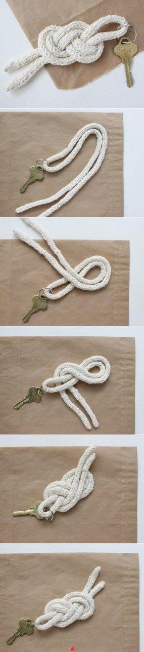 #DIY knot