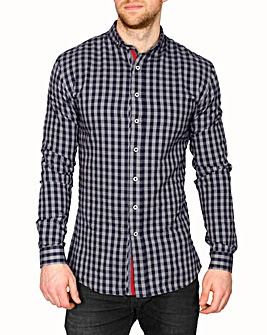 Bewley & Ritch Rover Check Shirt Long