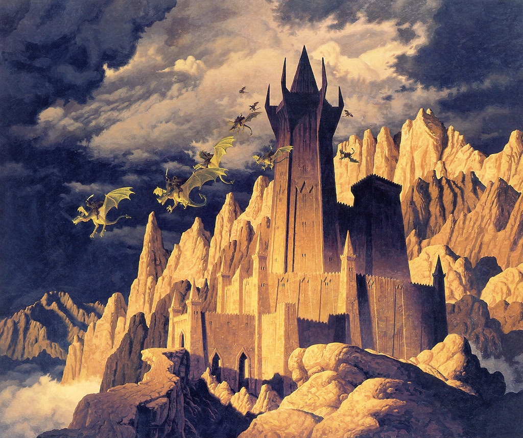 Greg and Tim Hildebrandt - The Dark Tower