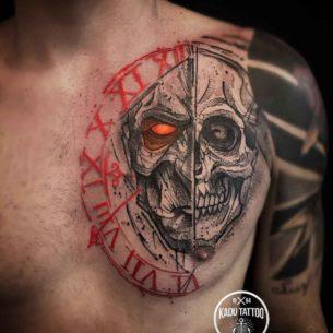 Chest Tattoos Best Tattoo Ideas Gallery