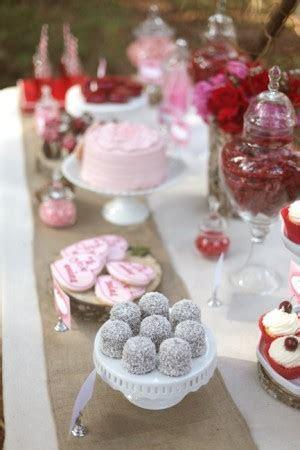 Valentine's Day Dessert Table   Elizabeth Anne Designs