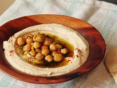 smooth hummus recipe  eats