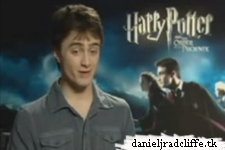 Updated(5): Harry Potter and the Order of the Phoenix press junket interviews