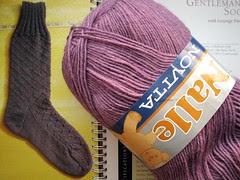 gentlemans sock