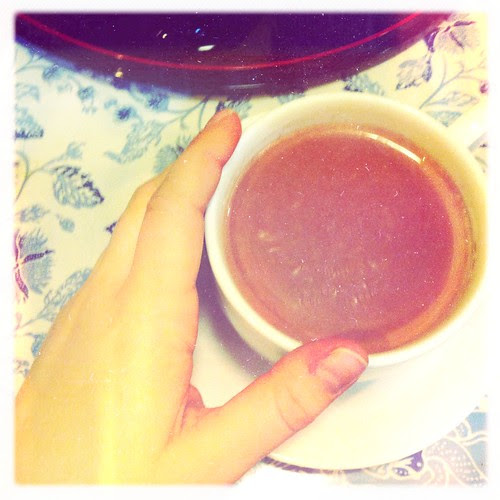 red chai for her