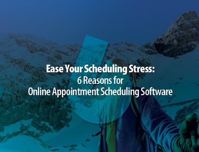 RT @SmallBizCare: Ease Your Scheduling Stress: 6 Reasons for Online Appointment Scheduling Software https://t.co/4LUnNKxHLP #entrepreneurs #smallbusiness #onlineappointment #teamwork #Strategy https://t.co/m4e23LGepC