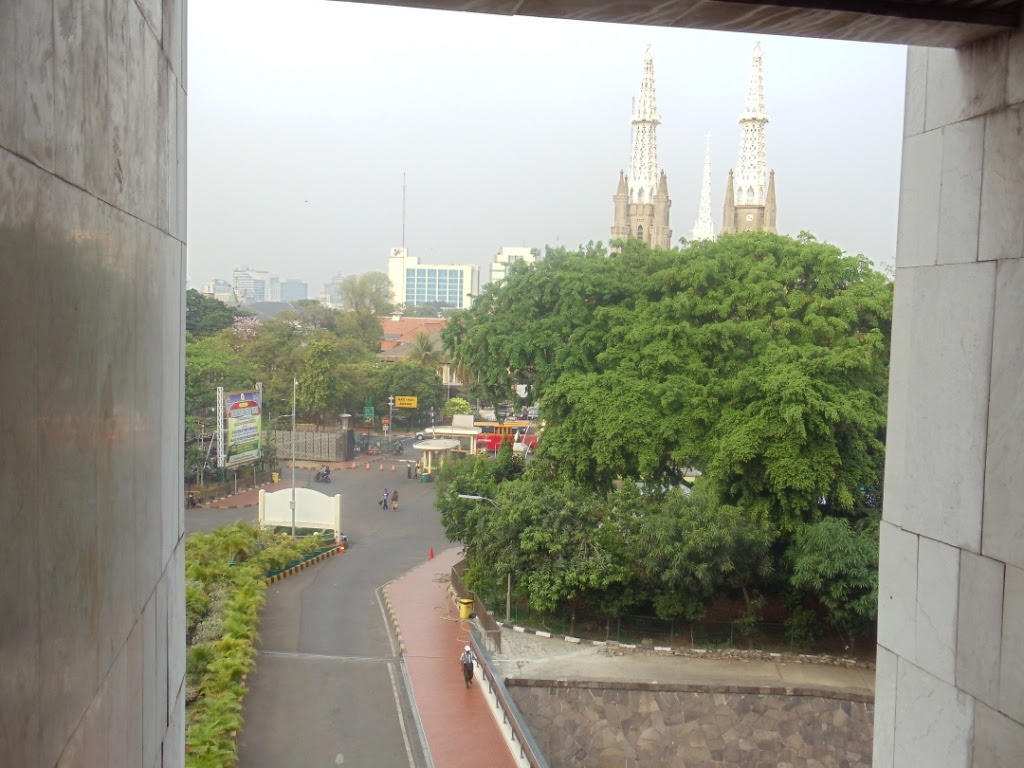 Menara Katedral