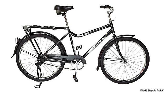 Bicicleta de World Bicycle Relief