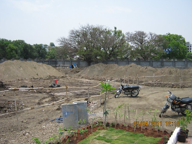 Reelicon Vishwa 1 BHK 2 BHK Flats Narhe - Ambegaon Pune - construction has already started!