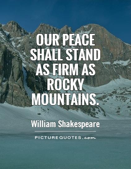 Quotes About Rocky Mountains 26 Quotes