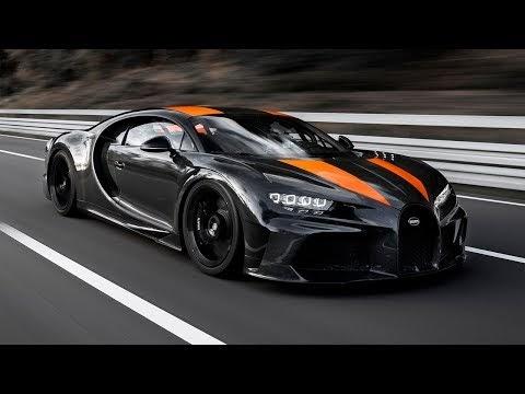 Special Bugatti breaks 300mph