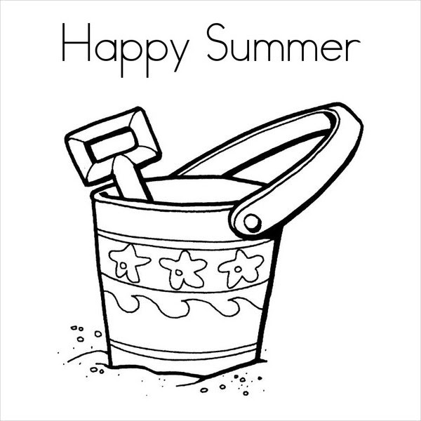 94 Top Crayola Free Coloring Pages Summer  Images