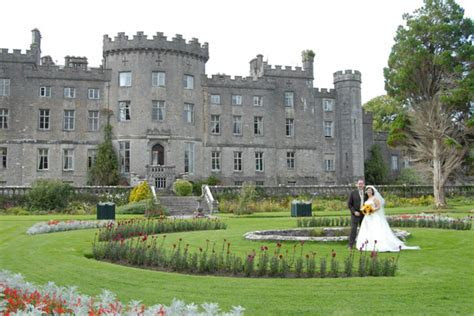6 Opulent Irish Castle Wedding Venues