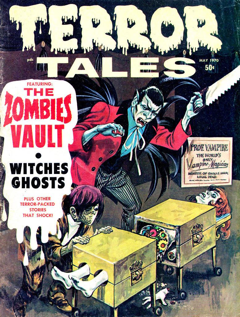 Terror Tales Vol. 02 #3 (Eerie Publications, 1970)