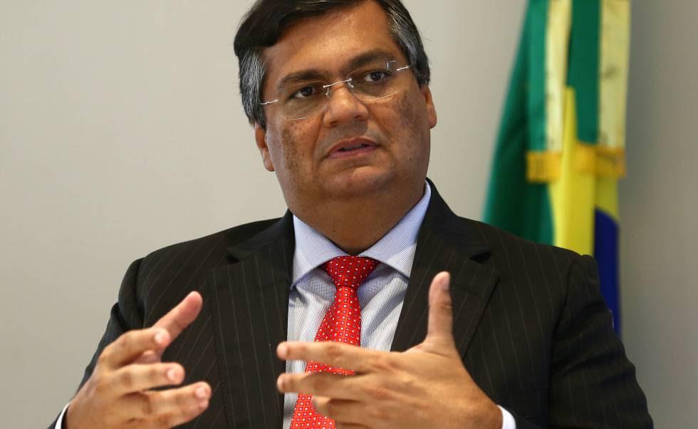 O governador do Maranhão, Flavio Dino.