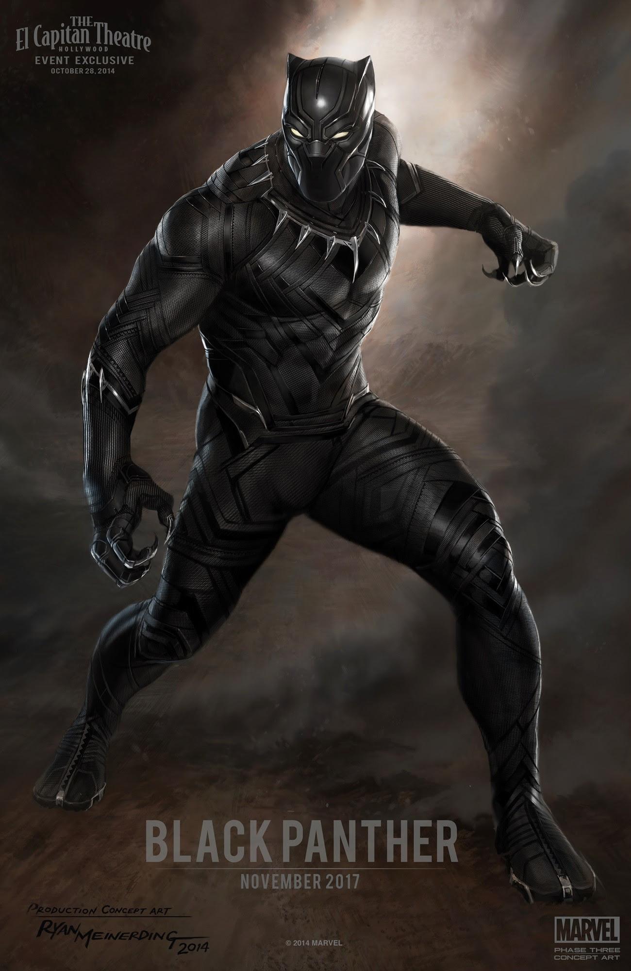 Resultado de imagem para Black Panther 2018