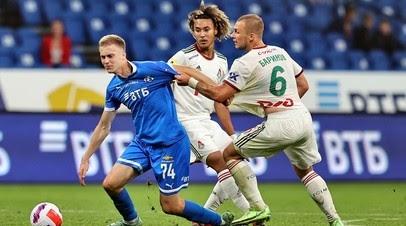 Упущенное лидерство: как «Динамо» нанесло 24 удара по воротам и сыграло вничью с «Локомотивом» в РПЛ
