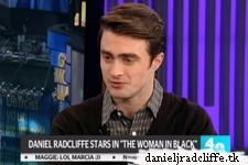 Daniel Radcliffe on New York Live