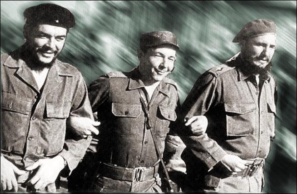 Che, Raul, Fidel